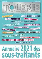 Couverture Annuaire Sous-Traitants 2020